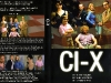 CI-X DVD Cover
