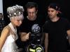 Director Geoffrey McNeil directing Melissa w/ Noah Berlow