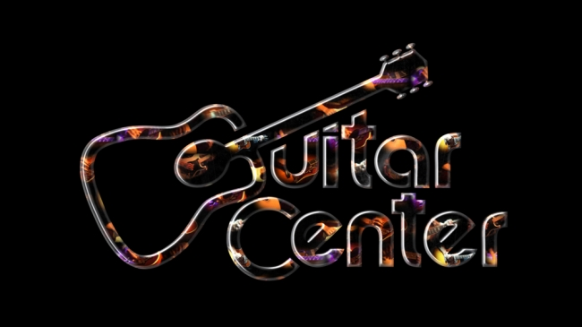 Guitar Center Animated Logo