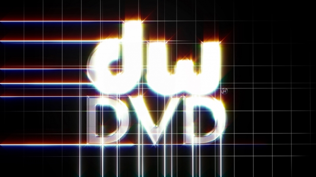 DW DVD Animated Logo