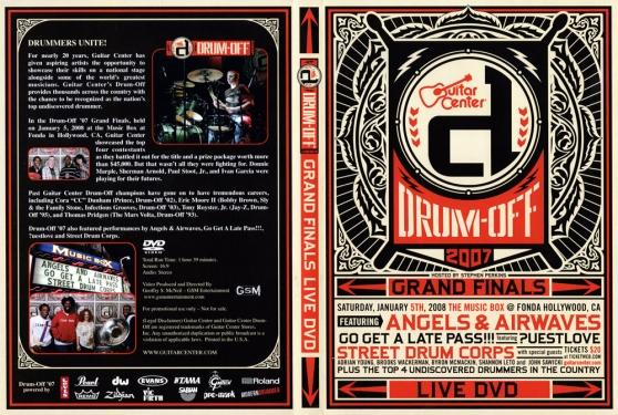 Drum Off 2007