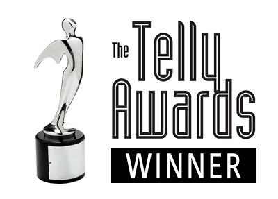 TellyAward Winner