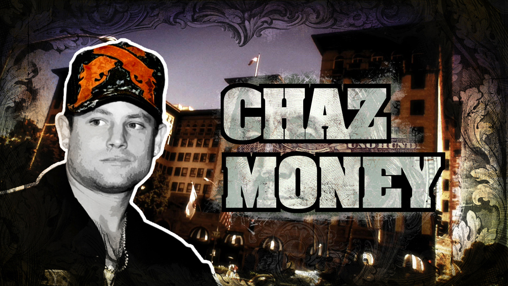 Chaz Money of Beverly Hills Pimps & Ho's Clothing