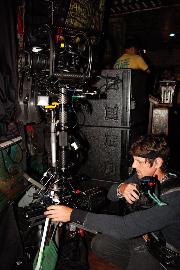Steadicam Operator Todd Kirschner