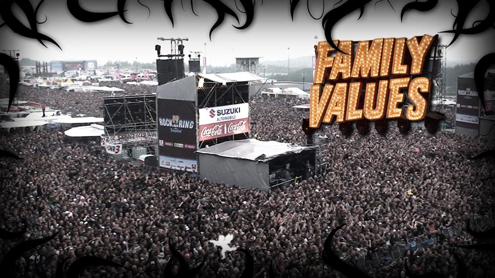 Family Values Tour Title