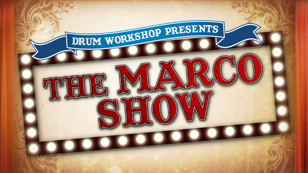 The Marco Show Title