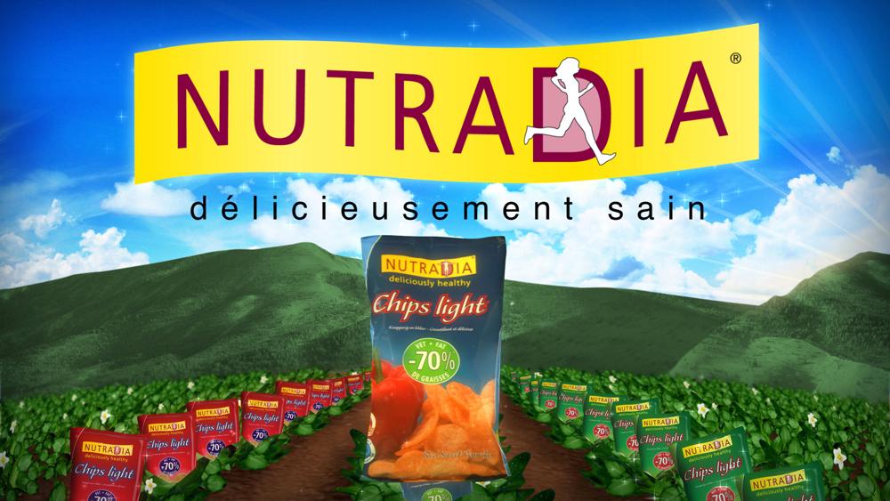 Nutradia Belgian Potato Chips