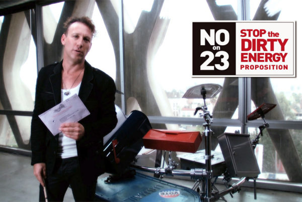 Stephen Perkins asks you to